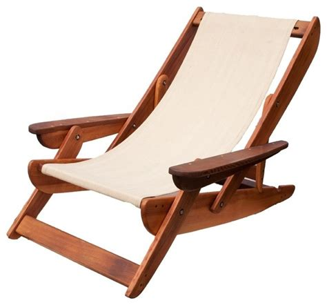 salvage cedar sling back chairs style outdoor