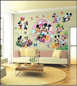 Chambre Bébé Disney : deco chambre minnie chambre d 39 enfant ~ Farleysfitness.com Idées de Décoration