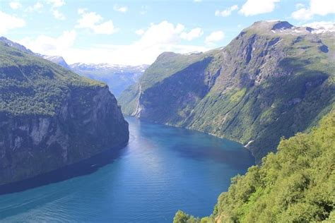 Fjord Pictures by Geiranger Fjord Picture Of Geiranger Fjord Geiranger
