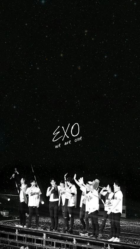 We Are One Exo Wallpapers Wallpaper Cave