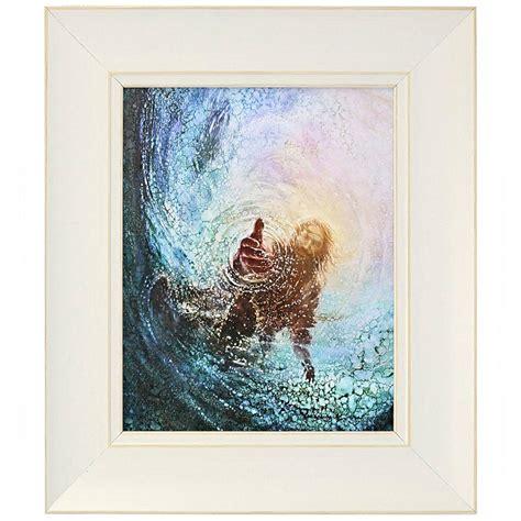 framed art  hand  god  yongsung kim