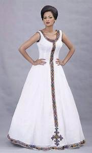 Habesha wedding dress ethiopian clothing for Ethiopian traditional dress for wedding