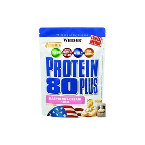 Weider Protein 80 Plus  Europas Nr1 für Heimfitness