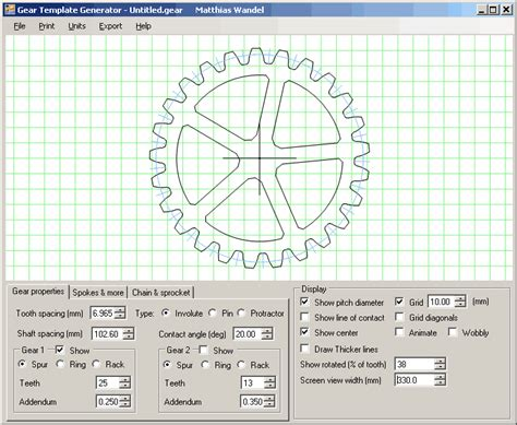 Perfect Wooden Gears Template Mold - Example Resume Ideas ...