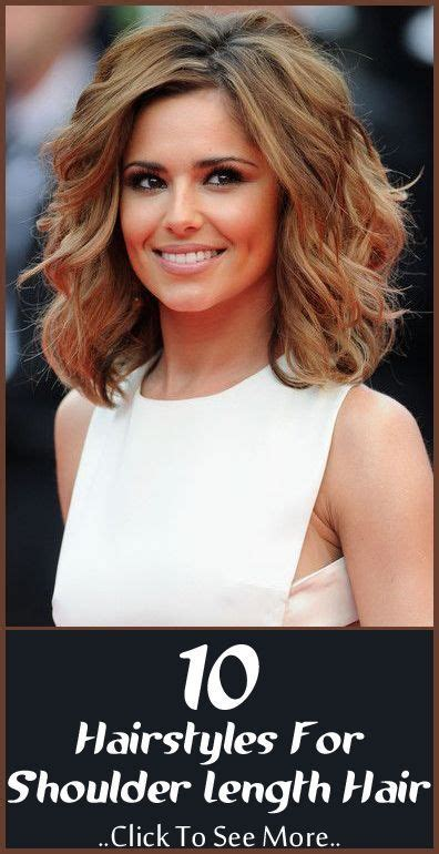 20 Great Shoulder Length Layered Hairstyles Pretty