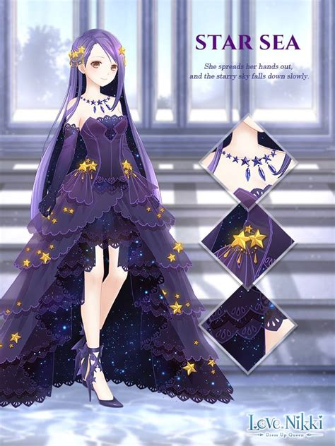 star sea love nikki dress  queen wiki fandom