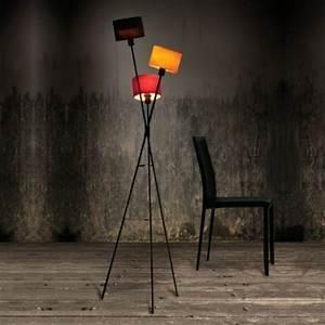 Stehlampe Retro Design : design retro lounge stehlampe stehleuchte iris schwarz bunt 150cm hohe neu stehlampe lampen ~ Bigdaddyawards.com Haus und Dekorationen
