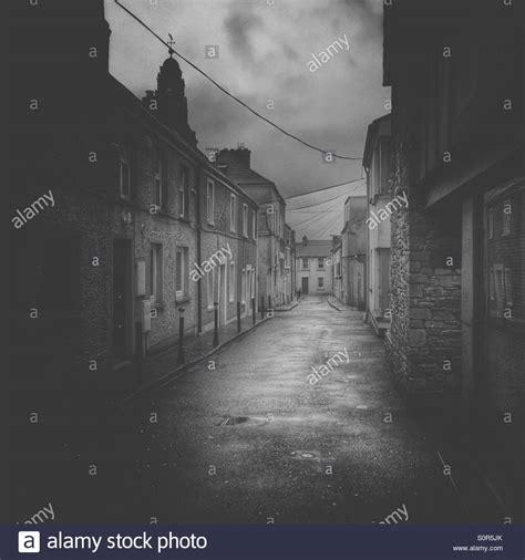 Gloomy Background Gloomy With Shandon Church In Background Cork City