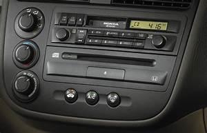 Cd Player Civic Sedan Honda Accessory