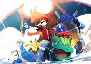 trainer red photo