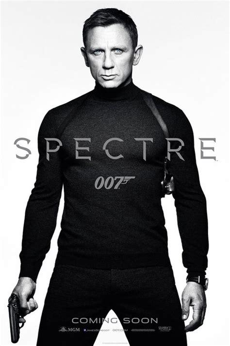 SPECTRE teaser poster revealed | Bond Lifestyle