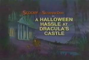 A Halloween Hassle at Dracula's Castle | Scoobypedia ...