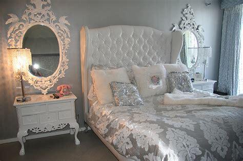 chambre baroque bedroom room silver image 400922 on favim com