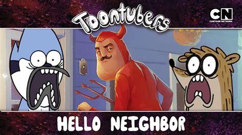 Hello Neighbor, ¡choca esos cinco! ¡TERMINAMOS TU ...