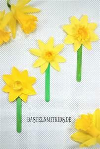 Blumen Basteln Kinder : papierblumen basteln bastelnmitkids ~ Frokenaadalensverden.com Haus und Dekorationen