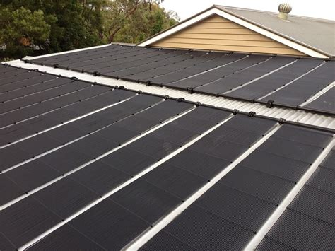 Solar Heating Drapes - solar panel pool heating sunbather pty ltd