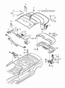 2011 Audi A5 Cabriolet Repair Kit For Harness Emergency