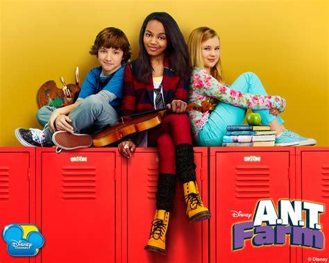 Ant Farm Musical Show Teen Sitcom Tv Series Disney