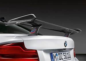 Bmw M2 Coupe Competition With Bmw M Performance Parts
