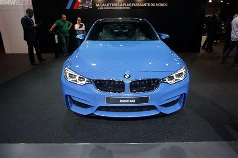 2018 Geneva Motor Show Bmw M3 Sedan