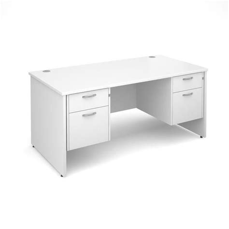 white desk with drawers on both sides 8 best white desk with drawers on both sides images on