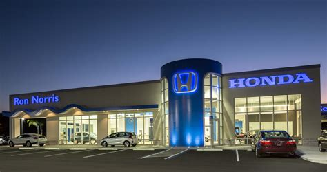 Silko honda is your used honda dealership near taunton, and provides reliable models with online shopping and home delivery. Ron Norris Honda Dealership - RUSH Construction, Inc.