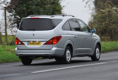 Ssangyong Rodius Estate Review (2005  2013) Parkers