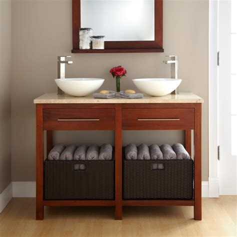 adorable concept  double sink bathroom vanity homesfeed