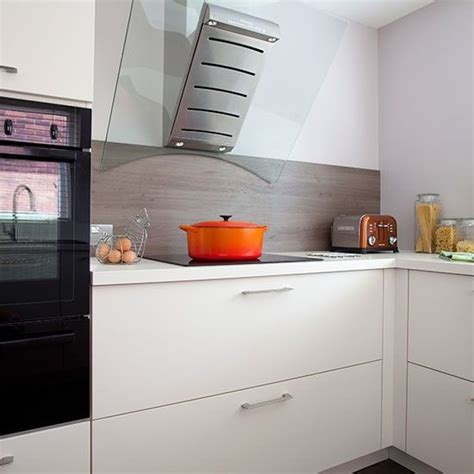 designer extractor fan kitchen white gloss kitchen with glass extractor fan kitchen 6626