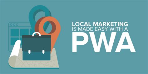 Local Marketing by Local Marketing Is Made Easy With A Pwa Appinstitute