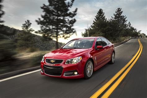 chevy ss sedan power steering recall details gm authority