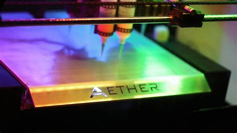 released aether   printer   absolutely
