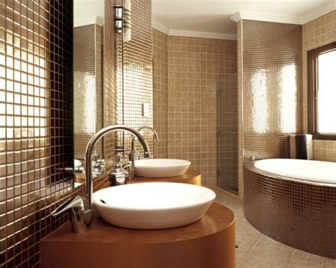 wallpaper borders bathroom ideas ديكور ورق الحائط في حمامات 2016 المرسال