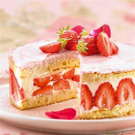 cuisine p駻鈩e génoise pour fraisier facile et pas cher recette sur cuisine actuelle