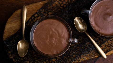 dark chocolate pudding recipe nyt cooking