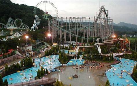 Best Water Theme Parks Around Tokyo