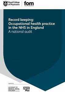Record keeping audit 2012 – round 1 | RCP London