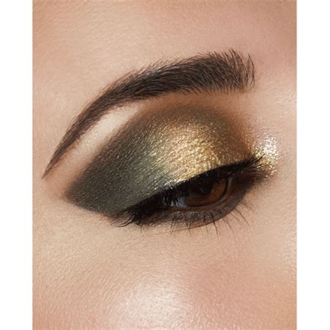 gilded gold eyeshadow palette milani cosmetics