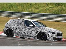 Hot 2019 BMW 1 Series seen testing at the Nurburgring