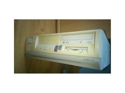 ordinateur de bureau compaq ordinateur de bureau compaq deskpro en pas cher le bon