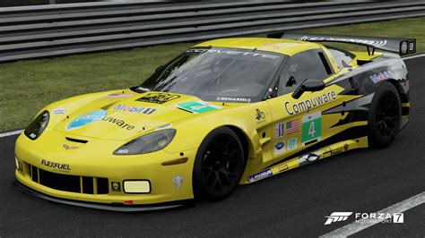 Chevrolet #4 Corvette Racing Zr1
