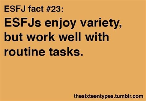 17 Best Images About Esfj Personality On Pinterest