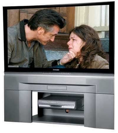 52 Inch Mitsubishi Tv by Mitsubishi Wd 52525 52 Inch Dlp Hdtv Sound Vision