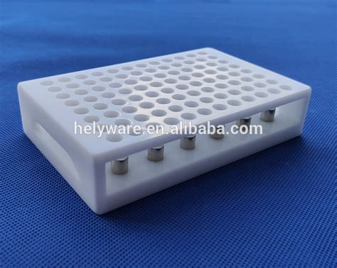 place ml pcr plate magnetic separator pcr tube strip magnetic separation rack  lab