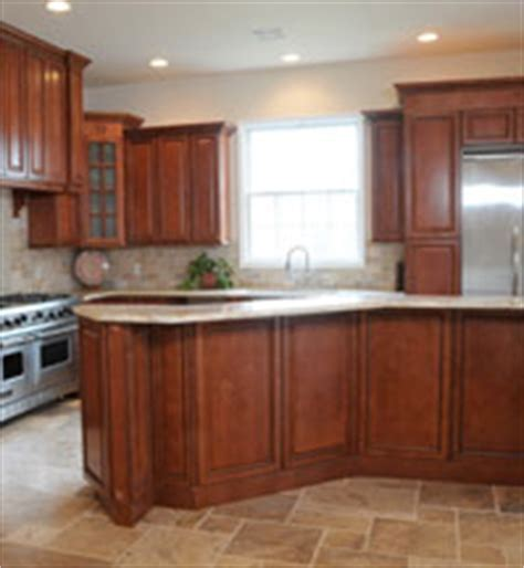 Sienna rope kitchen cabinets   Stock Cabinet Express Stock