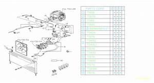 1993 Subaru Legacy Pipe
