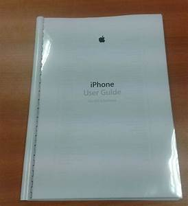 Iphone 5 Full Printed User Manual Guide Instructions 156