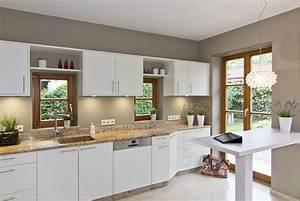 Wir renovieren Ihre Küche : weisse Kueche welche