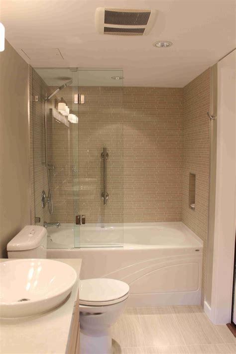 Simple Bathroom Designs With Tub by Condo Master Bathroom Remodel Simple And Skg