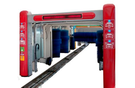 Car Wash Tunnel And Car Wash Bay Systems